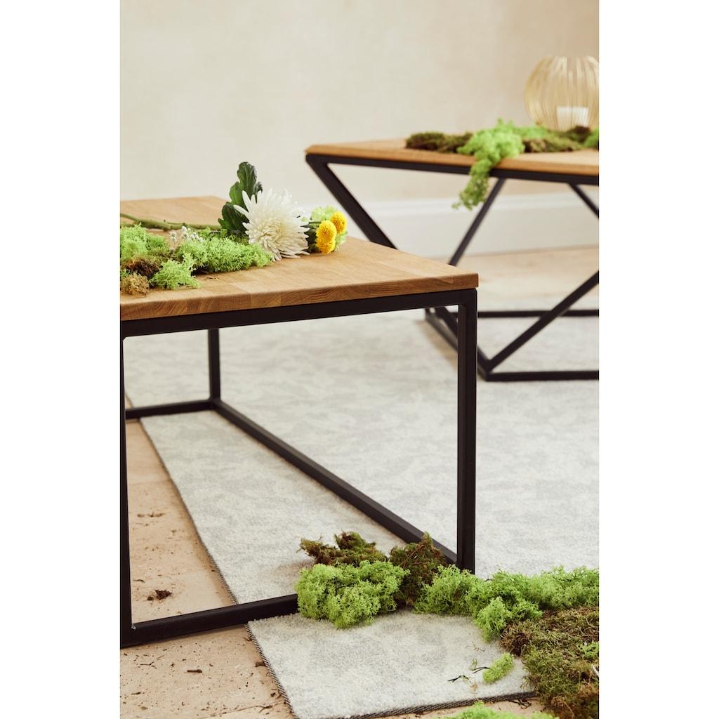 Guido Maria Kretschmer Home&Living Couchtisch »Sageisch«, aus Eiche massiv