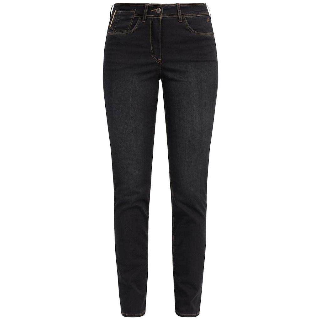 Recover Pants 5-Pocket-Jeans, mit Metallic-Paspel