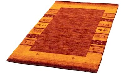 morgenland Wollteppich »Gabbeh Teppich Doha«, rechteckig, 18 mm Höhe kaufen