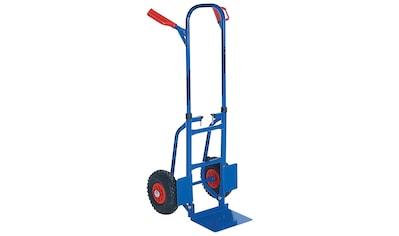 Treppensackkarre, BxTxH 540x480x1190 mm, Tragkraft 150 kg kaufen