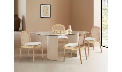 LeGer Home by Lena Gercke Esstisch »Namika«, In 3 Größen erhältlich, Tischplatte aus... kaufen
