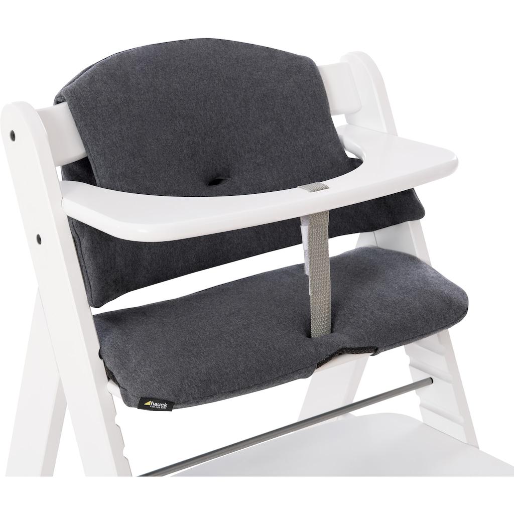 Hauck Kinder-Sitzauflage »Select«, für den ALPHA+ Holzhochstuhl und weitere Modelle