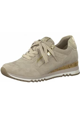MARCO TOZZI Sneaker, mit Metallic-Details kaufen