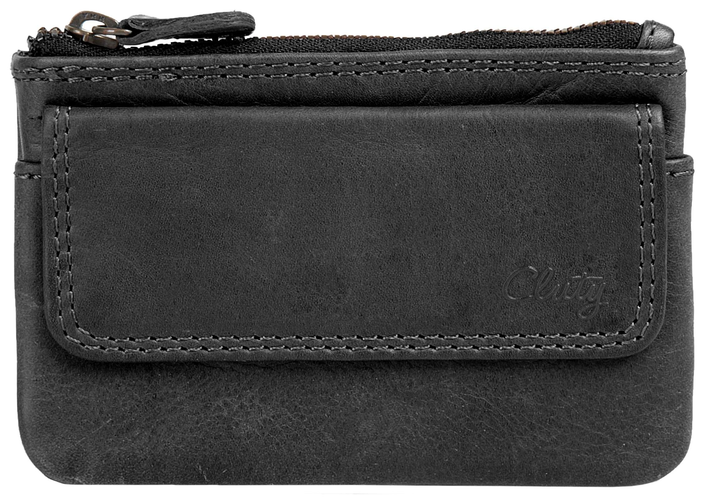 Cluty Schlüsseltasche Damenmode/Schmuck & Accessoires/Taschen/Schlüsseltaschen