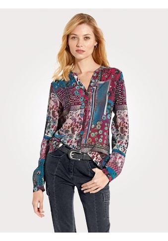 Mona Bluse aus reiner Viskose kaufen