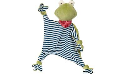 """Sigikid Schnuffeltuch """"Frosch, blau"""" kaufen"""