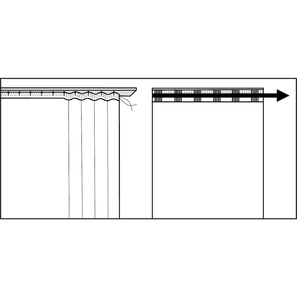 Verdunkelungsvorhang, »Lulea«, my home Selection, Multifunktionsband 1 Stück