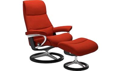 Stressless® Relaxsessel »View«, mit Signature Base, Größe L,Gestell Schwarz kaufen