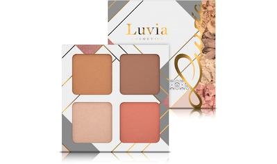 Luvia Cosmetics Highlighter-Palette »Face Palette - Light« kaufen