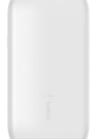 Belkin Powerbank »BOOST↑CHARGE™ Powerbank 5K (12-W-USB-A-Anschluss)« kaufen