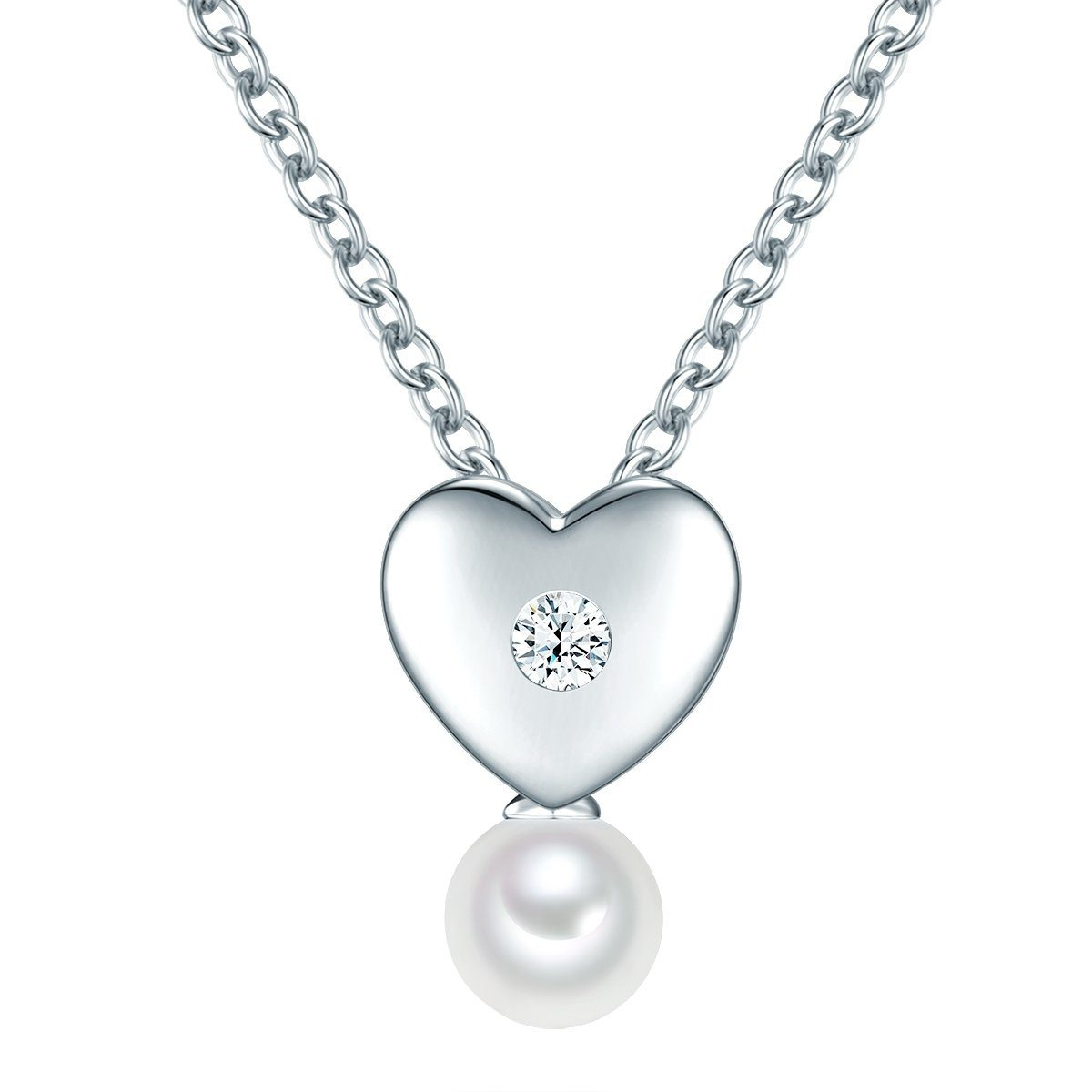 Valero Pearls Gliederkette Y907 | Schmuck > Halsketten > Gliederketten | Valero Pearls