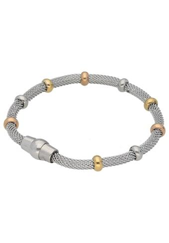 Jacques Charrel Armband »Schlauch, Edelstahl« kaufen