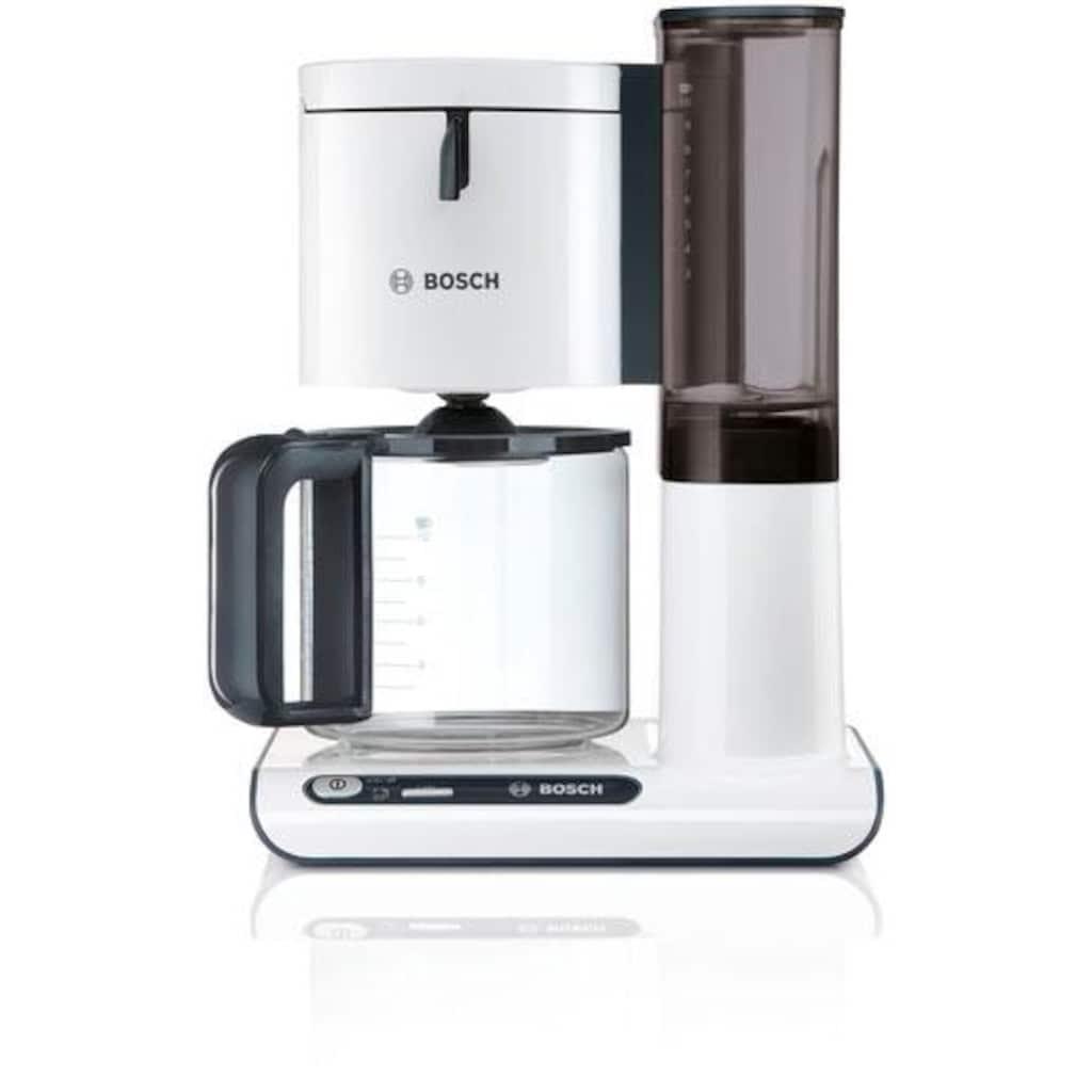 BOSCH Filterkaffeemaschine »Styline TKA8011«, Papierfilter, 1x4