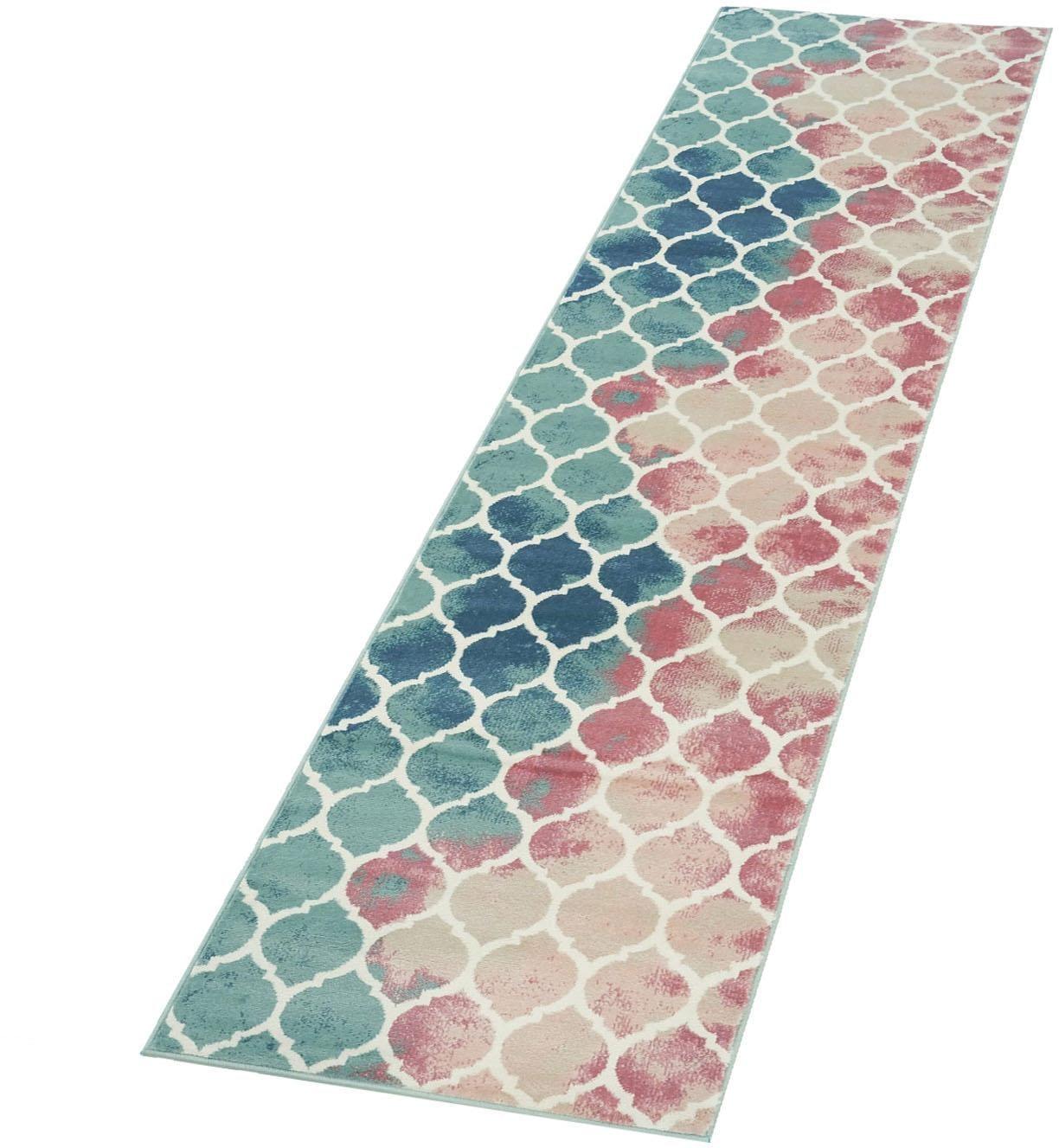 Läufer Inspiration 5796 Carpet City rechteckig Höhe 11 mm maschinell zusammengesetzt