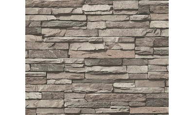 living walls Vliestapete »Best of Wood`n Stone 2nd Edition«, Steinoptik, Naturstein kaufen