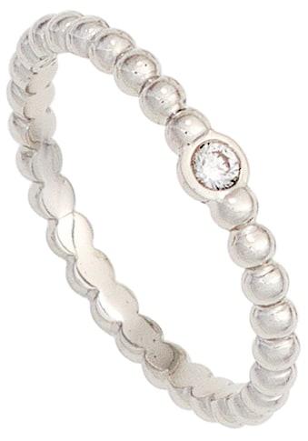JOBO Diamantring, 950 Platin mit Diamant 0,05 ct. kaufen