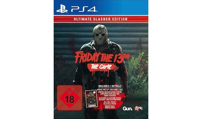 Friday the 13th  -  Ultimate Slasher Edition PlayStation 4 kaufen