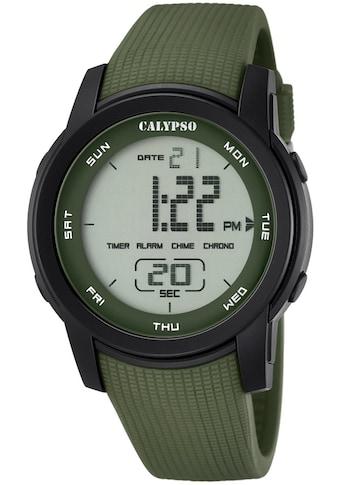 CALYPSO WATCHES Chronograph »Color Splash, K5698/4« kaufen