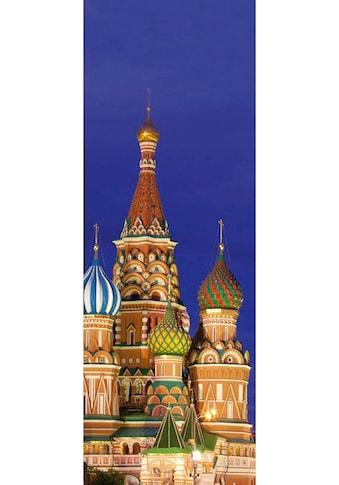 Architects Paper Fototapete »Saint Basil`s Cathedral«, Vlies, glatt kaufen
