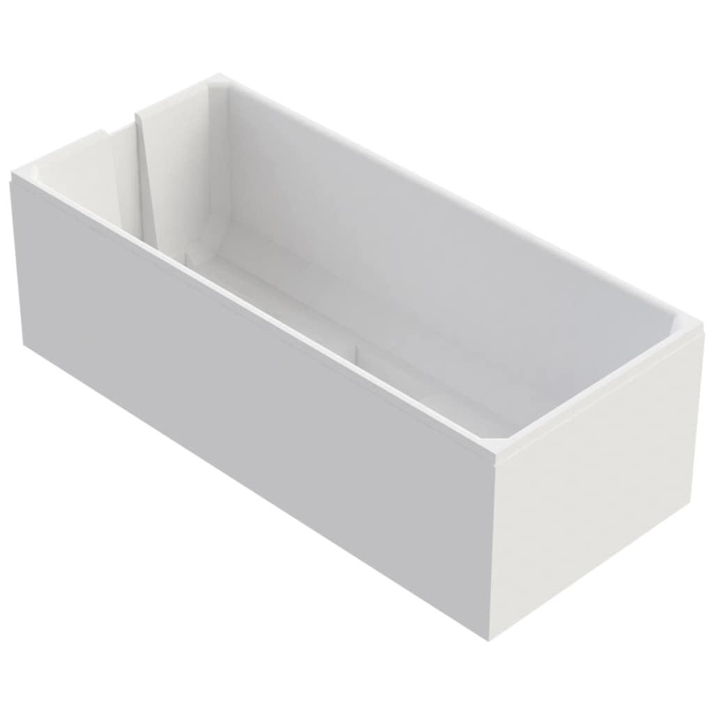 OTTOFOND Badewanne »Set Körpferformbadewanne«, 1700/750 mm, Körperformbadewanne