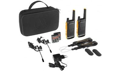 Motorola Funkgerät »Funkgerät TALKABOUT T82 Extreme« kaufen