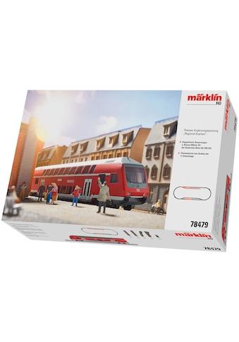 """Märklin Gleise - Set """"Regional Express, Wechselstrom  -  78479"""", Spur H0 kaufen"""