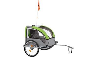 FISCHER Fahrräder Fahrradkinderanhänger »Komfort« kaufen