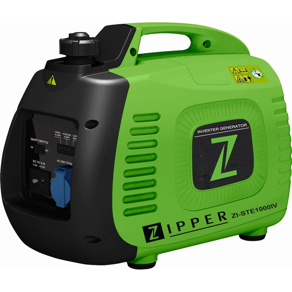 ZIPPER Stromerzeuger »ZI-STE 1000 IV«
