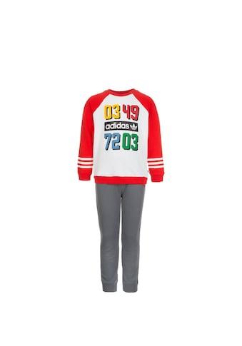 adidas Originals Freizeitanzug »Ywf Crew« kaufen