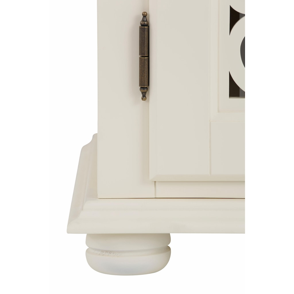 Premium collection by Home affaire Sideboard »Arabeske«, mit schönen dekorativen Fräsungen in den Türfronten, Breite 171 cm