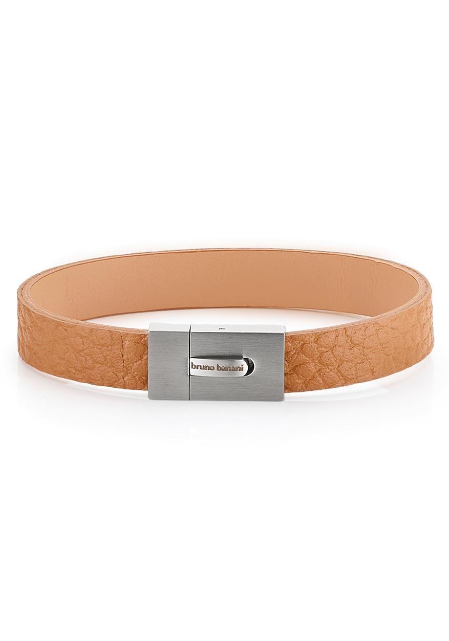 Bruno Banani Armband B4009B/20/00   Schmuck > Armbänder   Braun   Bruno Banani