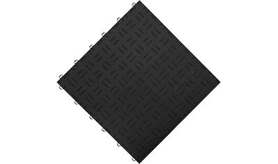 florco® Terrassenplatten »grip«, Klickfliesen kaufen