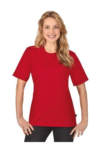 Trigema T-Shirt aus 100% Baumwolle kaufen