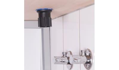 CORNAT Küchenarmatur »Spültisch Einhebelmischer«, Flexibler Auslauf-Silikonschlauch, Hochdruck kaufen
