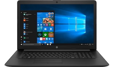 HP 17 - by2205ng Notebook (43,9 cm / 17,3 Zoll, Intel,Celeron, 1000 GB HDD) kaufen