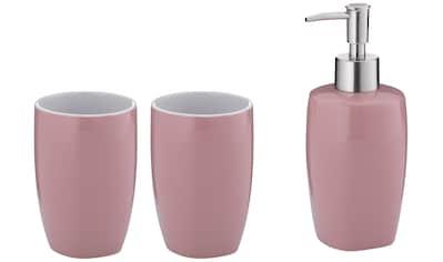 kela Badaccessoires-Sets »Lindano«, aus Keramik kaufen