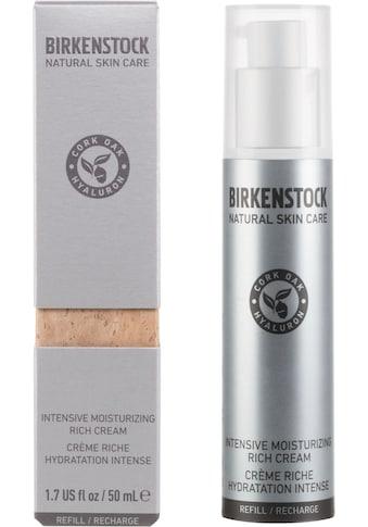 BIRKENSTOCK NATURAL SKIN CARE Feuchtigkeitscreme »Intensive Moisturizing Rich Cream -... kaufen