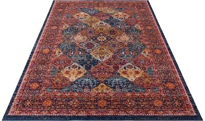 Teppich, »Kolal«, NOURISTAN, rechteckig, Höhe 10 mm, maschinell gewebt kaufen