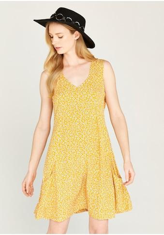 Apricot Druckkleid »Ditsy Bakery Dress«, mit Taschen kaufen