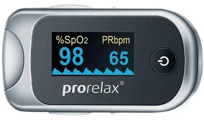 prorelax Pulsoximeter »12021«, zur Selbst-Kontrolle der Herz-Frequenz kaufen