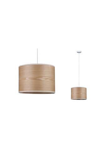 Paulmann,LED Pendelleuchte»Neordic Neta Weiß/Holz«, kaufen