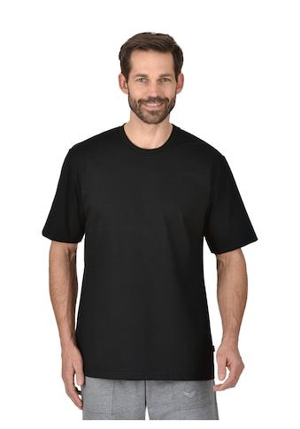 Trigema T - Shirt DELUXE Baumwolle kaufen