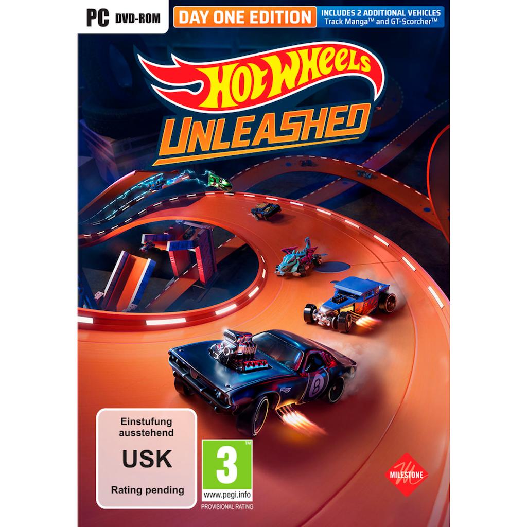 Koch Media Spiel »Hot Wheels Unleashed Day One Edition«, PC