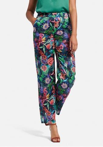 Emilia Lay Schlupfhose »zum Schlupfen«, mit Floral-Print kaufen