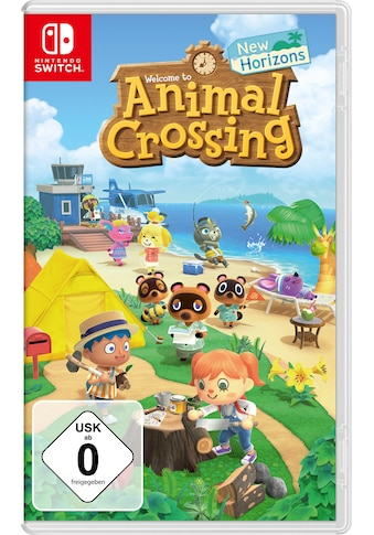 Animal Crossing New Horizons Nintendo Switch kaufen