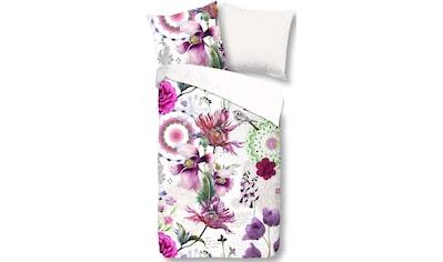Wendebettwäsche »Flora«, good morning kaufen