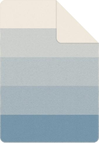 IBENA Wohndecke »Salerno«, mit Streifen im Farbverlauf kaufen