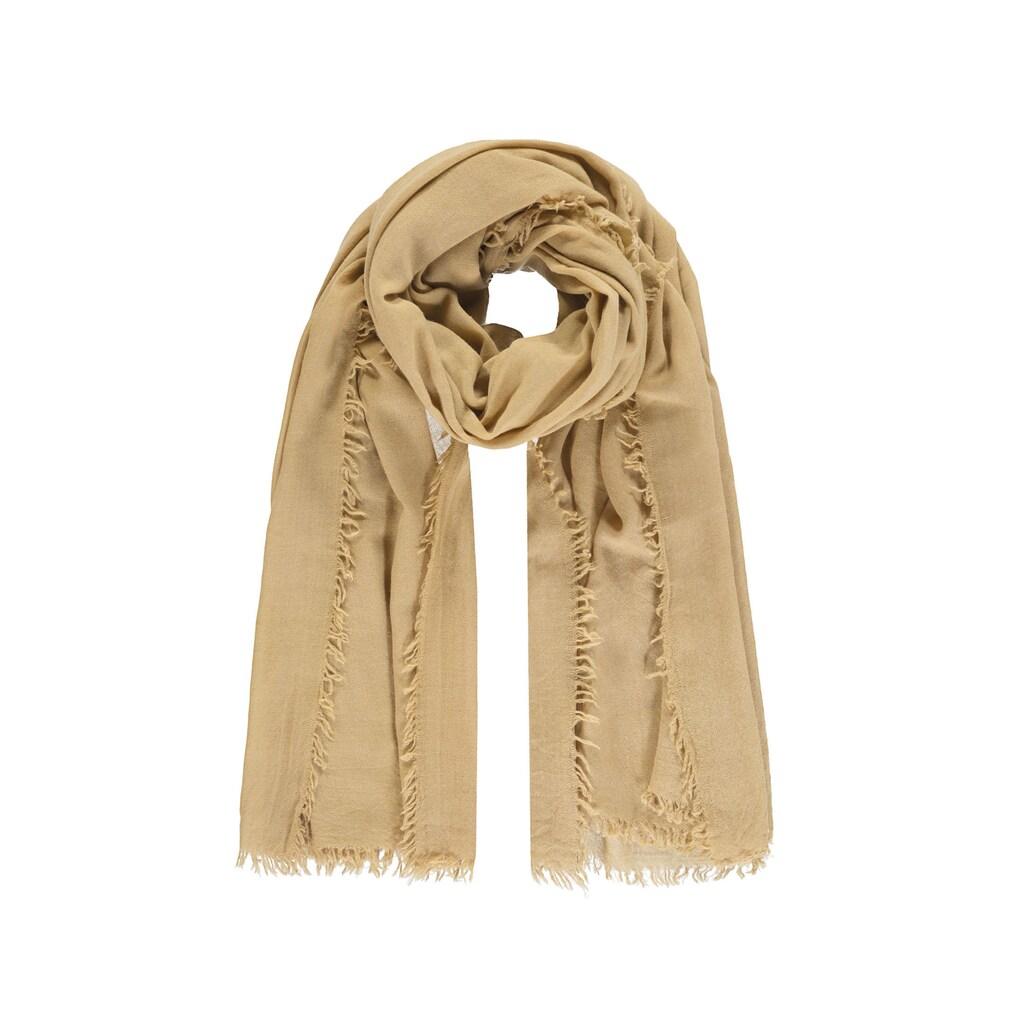 PASSIGATTI Schal aus Wolle- Seidemischung