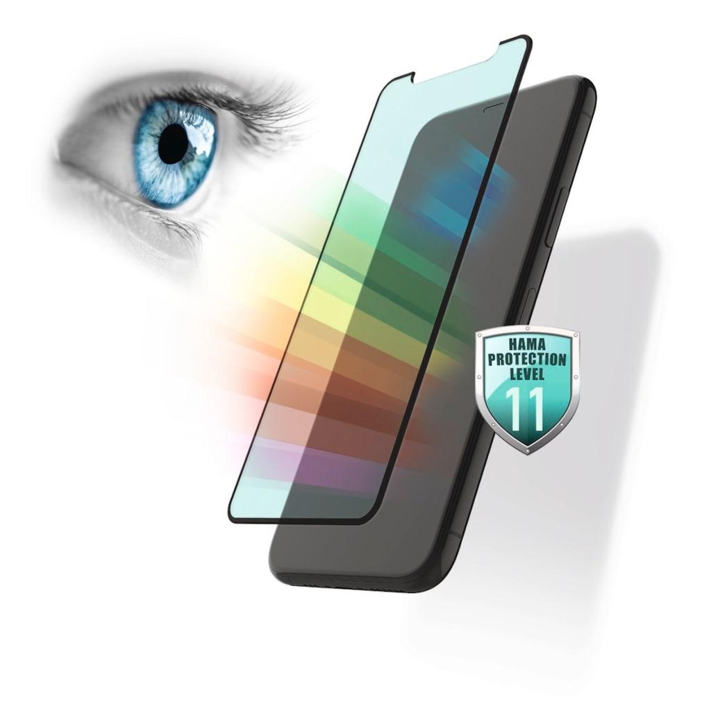 Hama Displayschutzglas »antibakterielles Schutzglas«, für Samsung Galaxy A20s, für Samsung Galaxy A20s, mit Blaufilter