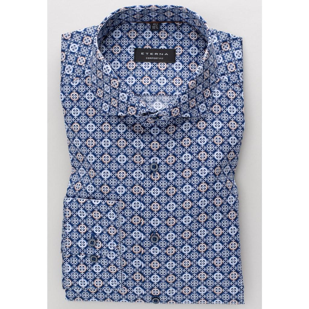 Eterna Langarmhemd »COMFORT FIT«